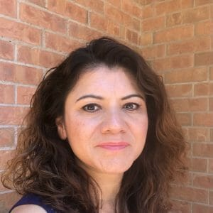 Headshot of Adriana Cadena